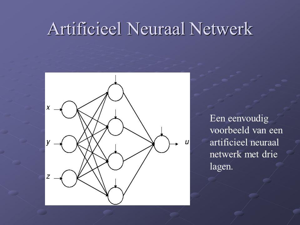 Artificieel Neuraal Netwerk
