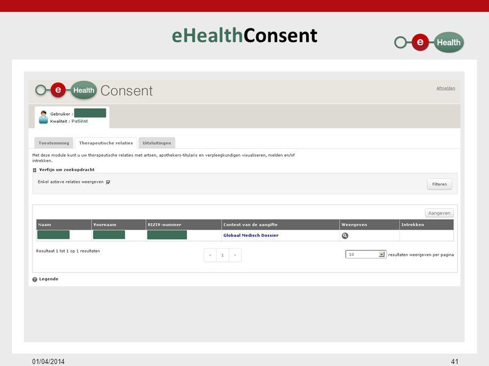 eHealthConsent 01/04/2014 41