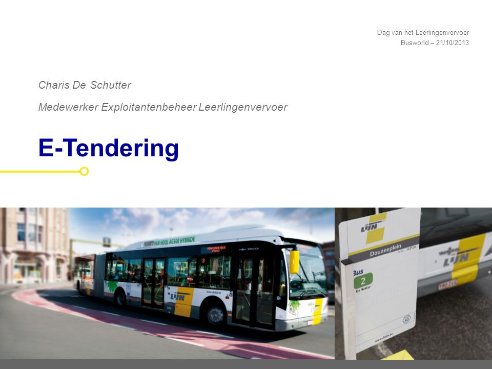 Charis De Schutter Medewerker Exploitantenbeheer Leerlingenvervoer