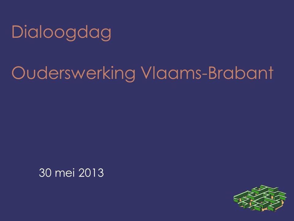 Dialoogdag Ouderswerking Vlaams-Brabant
