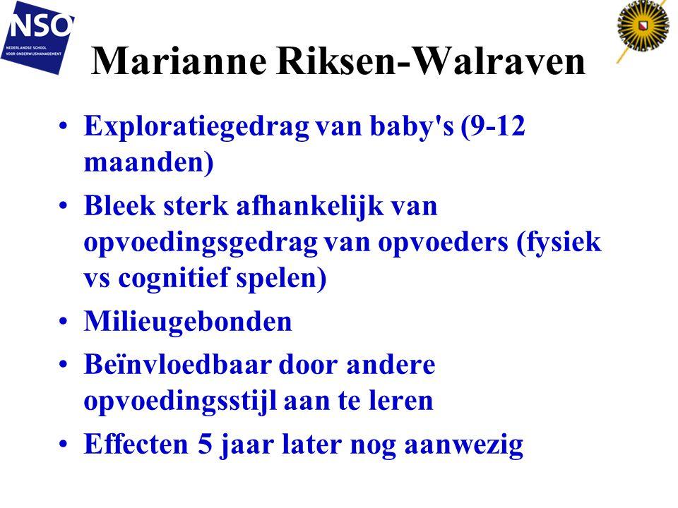 Marianne Riksen-Walraven