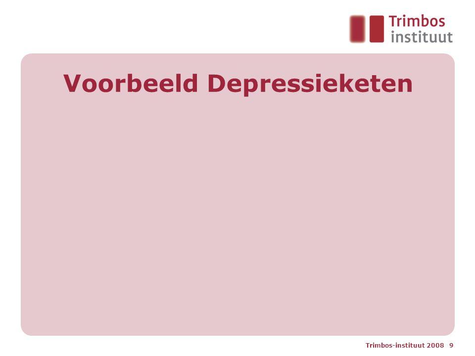 Voorbeeld Depressieketen