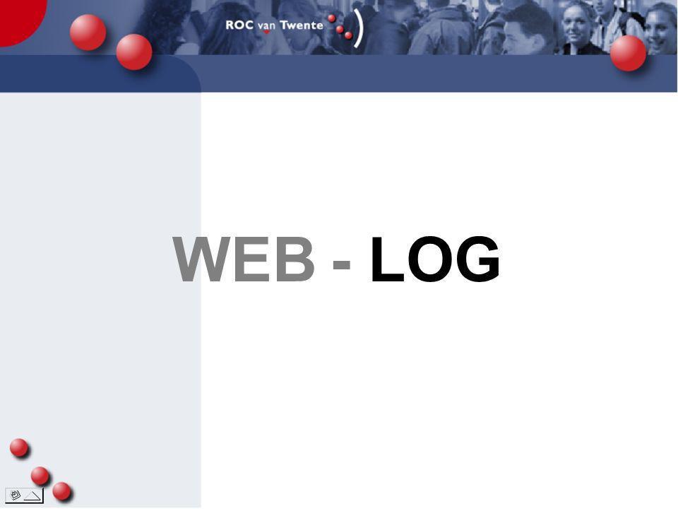 WEB - LOG