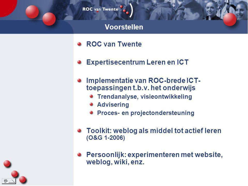 Expertisecentrum Leren en ICT
