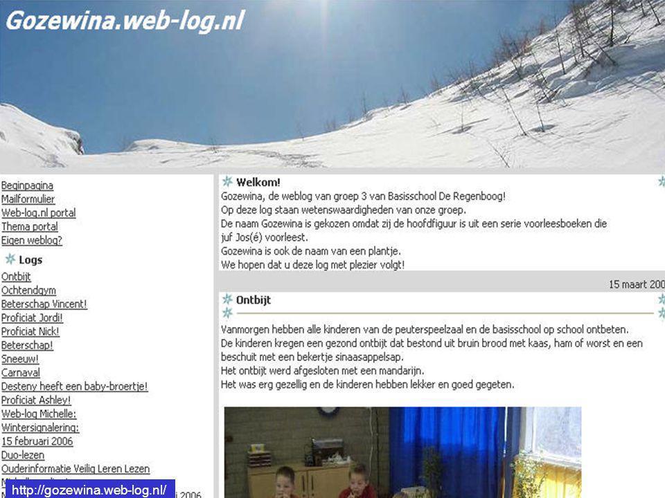 http://gozewina.web-log.nl/ http://gozewina.web-log.nl/
