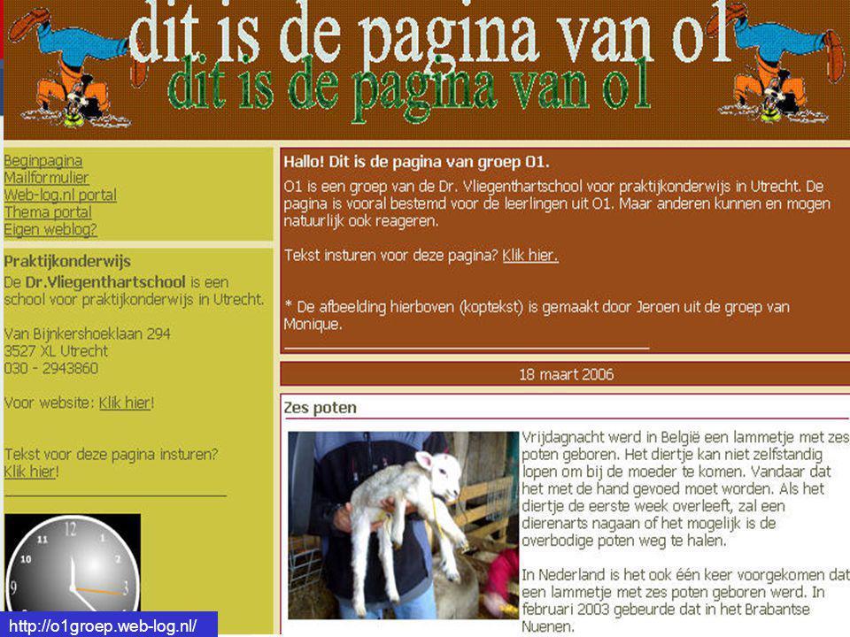 http://o1groep.web-log.nl/ http://o1groep.web-log.nl/