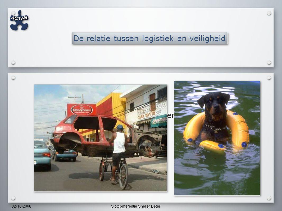 De relatie tussen logistiek en veiligheid