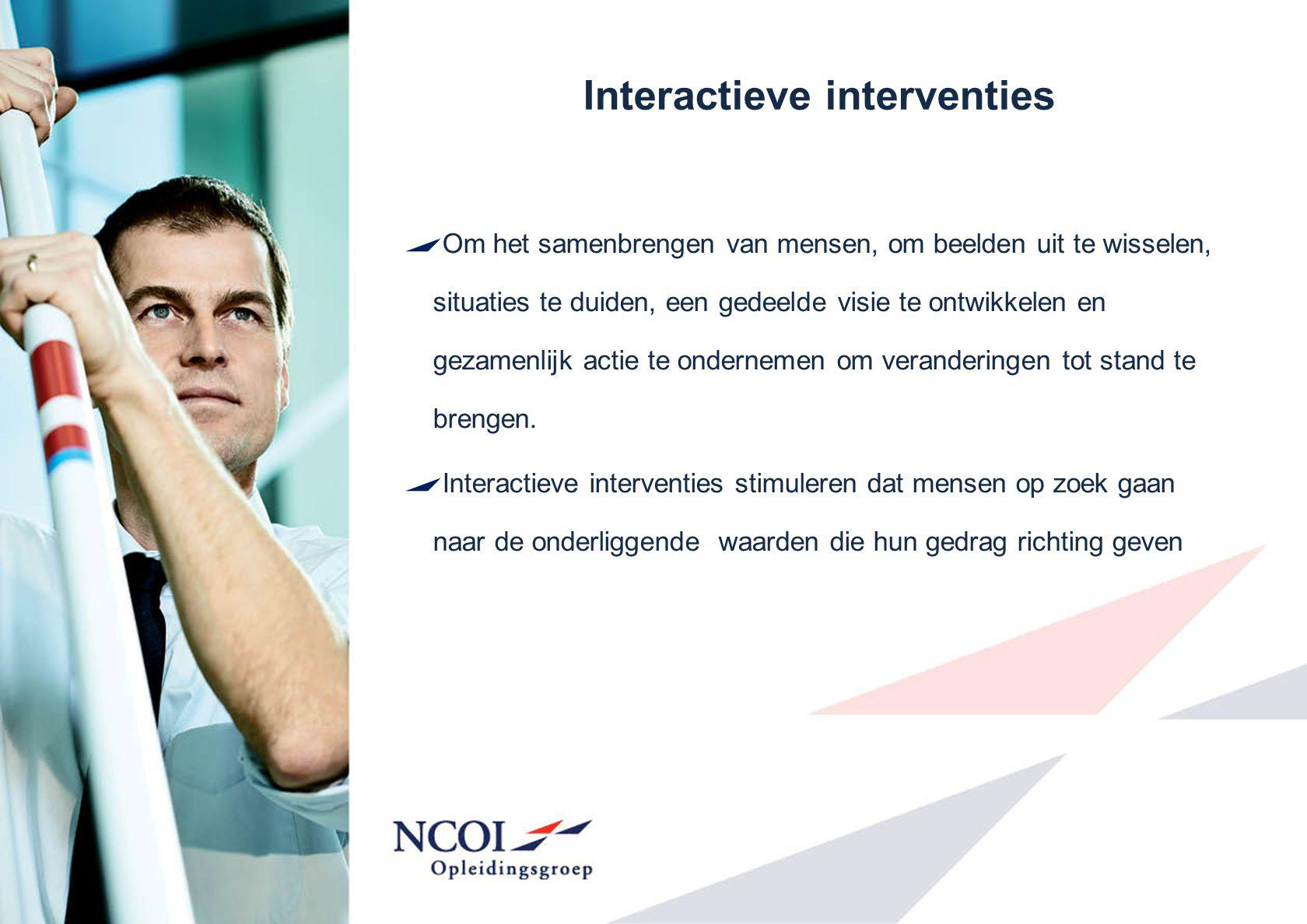 Interactieve interventies