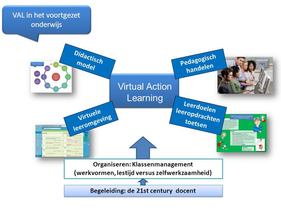 Virtual Action Learning VAL in het voortgezet onderwijs
