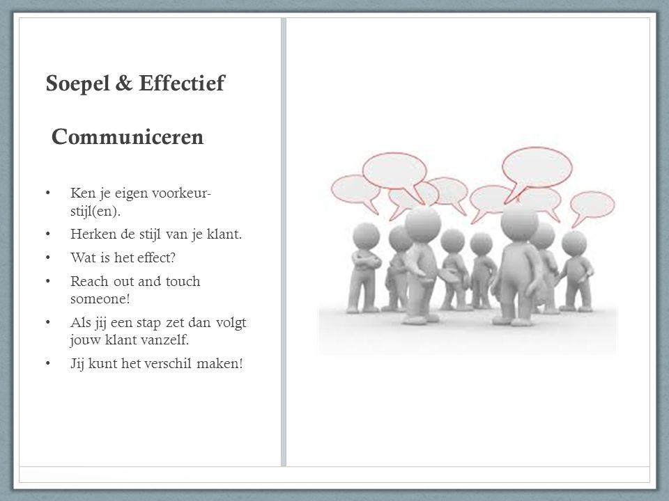 Soepel & Effectief Communiceren