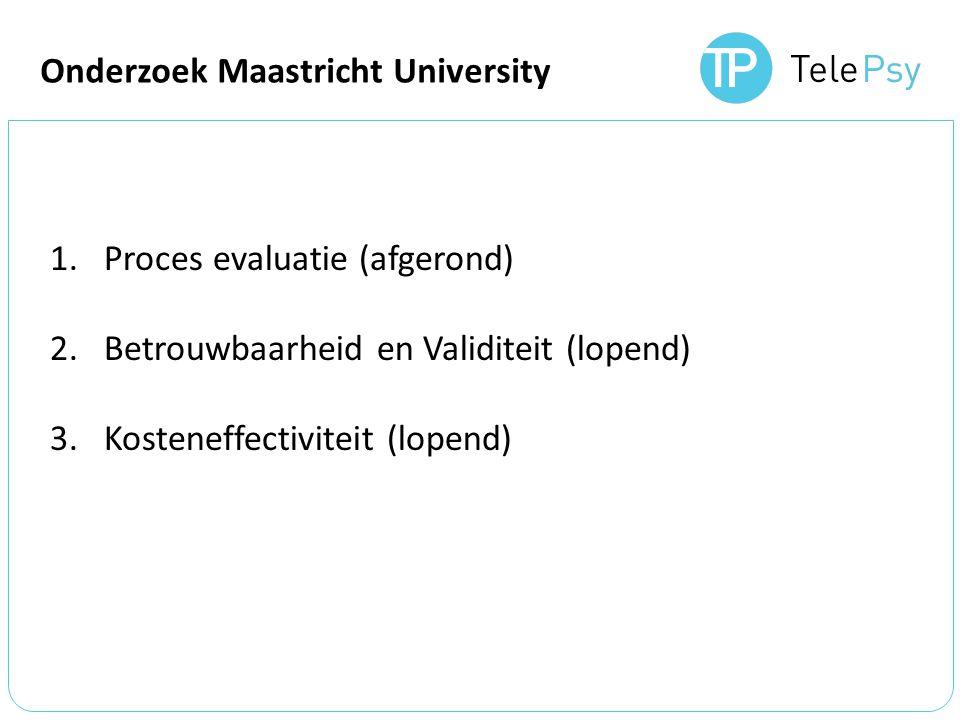 Onderzoek Maastricht University