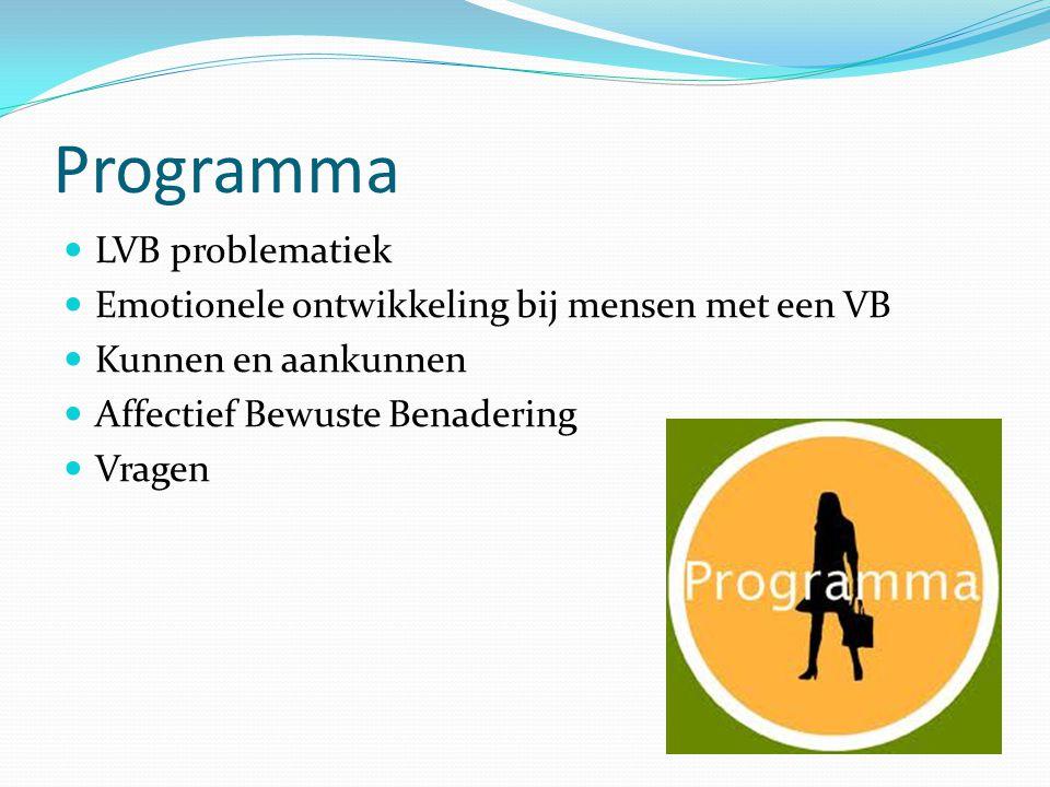 Programma LVB problematiek