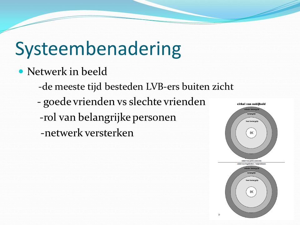 Systeembenadering Netwerk in beeld