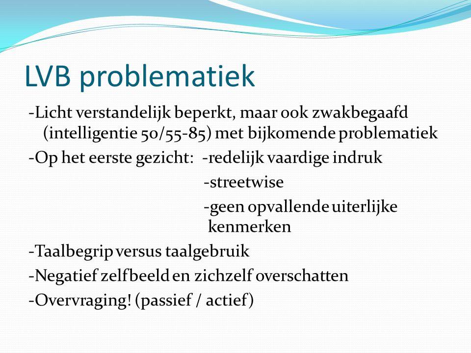 LVB problematiek