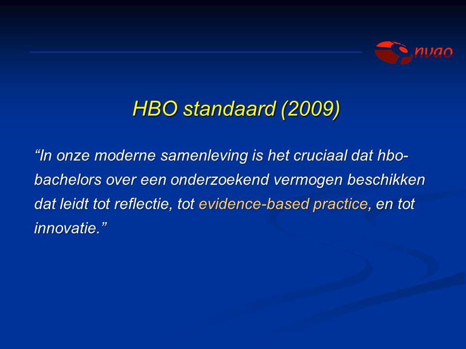 HBO standaard (2009)