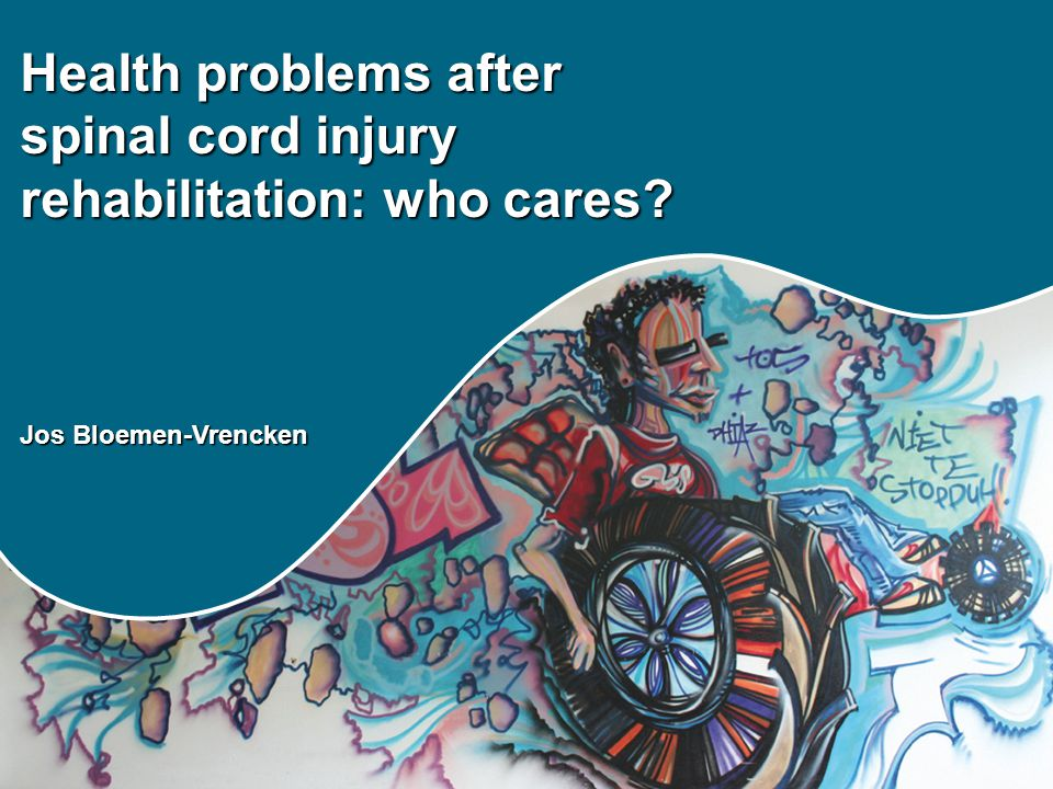 Health problems after spinal cord injury rehabilitation: who cares