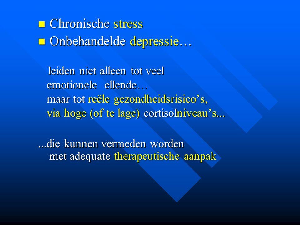 Onbehandelde depressie…