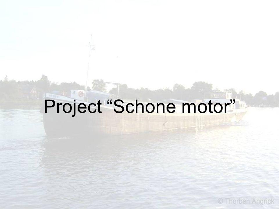 Project Schone motor