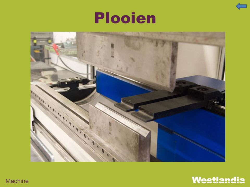 Plooien Machine