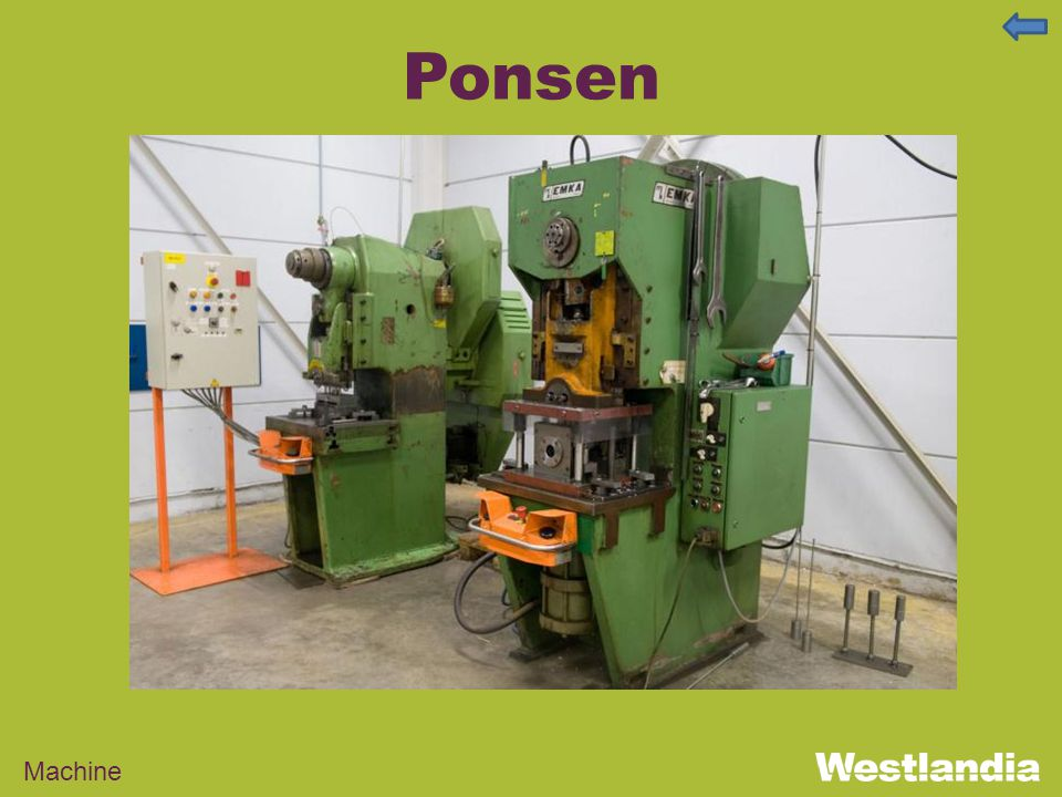 Ponsen Machine
