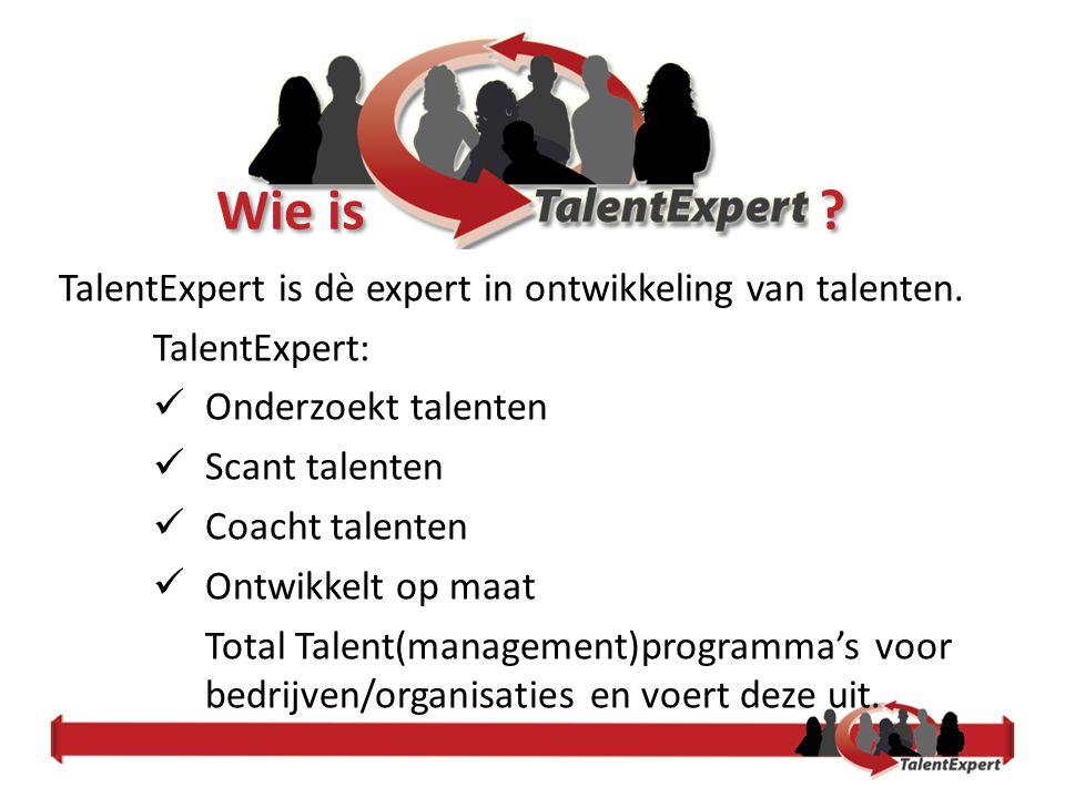 talent programma s