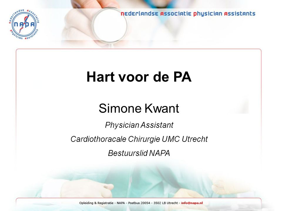 Cardiothoracale Chirurgie UMC Utrecht