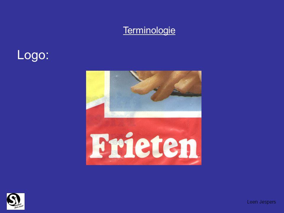 Terminologie Logo: Leen Jespers