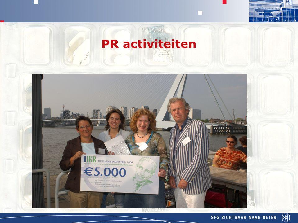 PR activiteiten