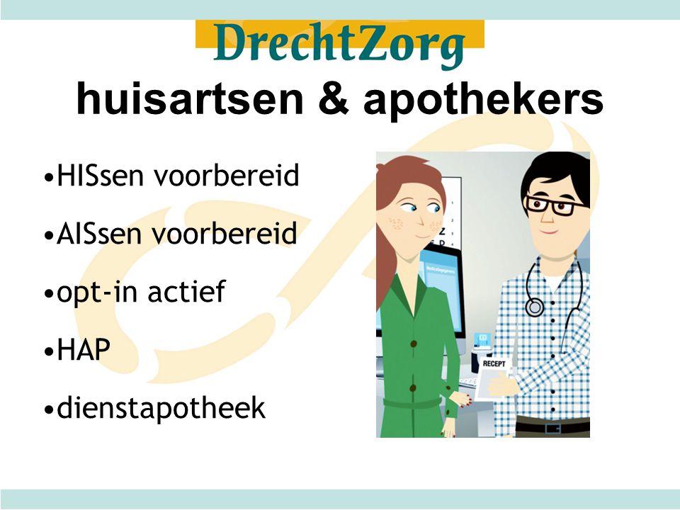 huisartsen & apothekers