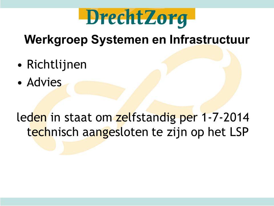 Werkgroep Systemen en Infrastructuur