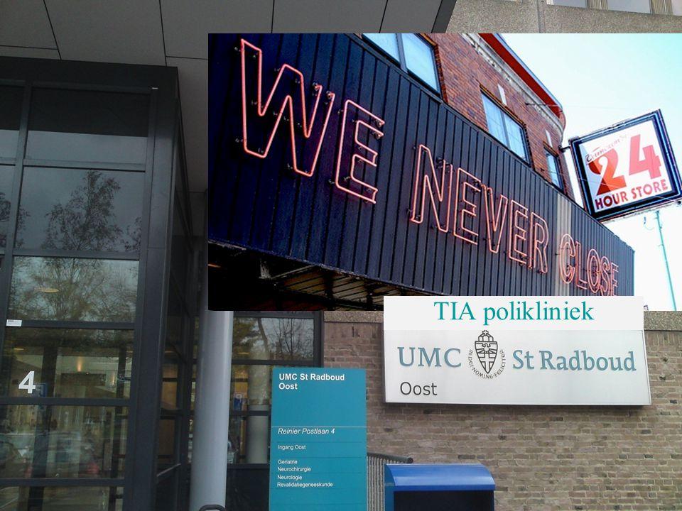 CVA keten; beter worden buiten het Radboud