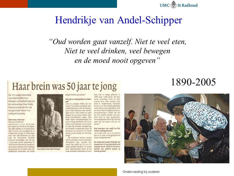 Hendrikje van Andel-Schipper