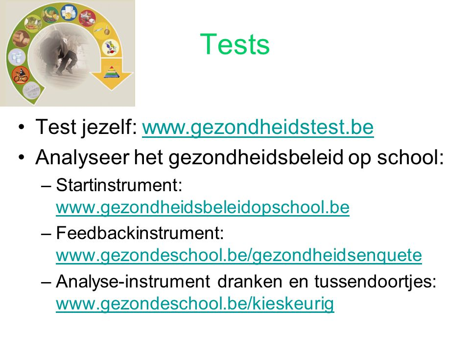 Tests Test jezelf: