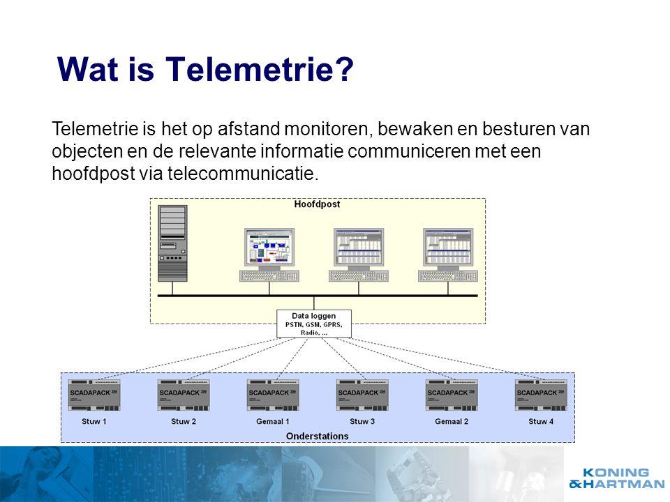 Wat is Telemetrie