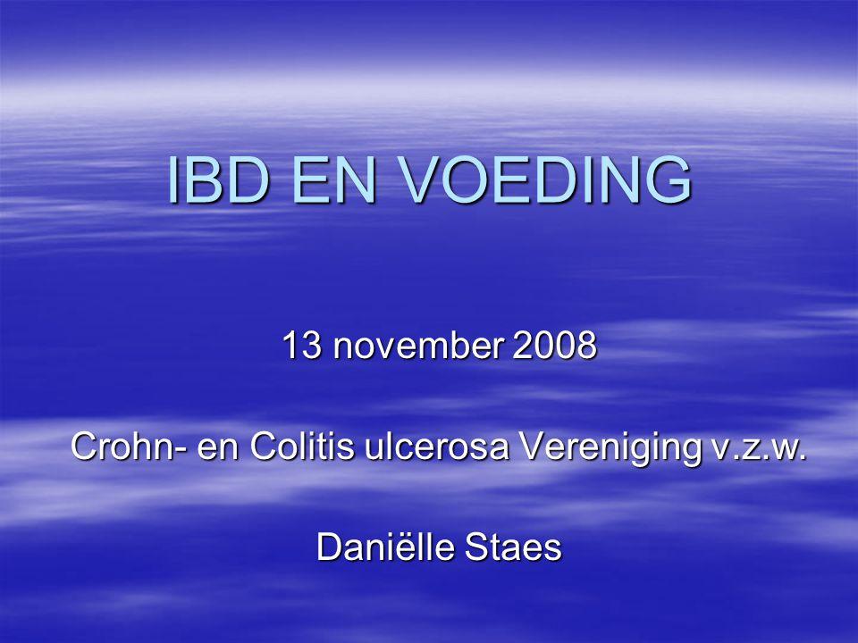 Crohn- en Colitis ulcerosa Vereniging v.z.w.