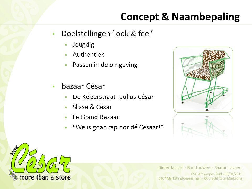 Concept & Naambepaling