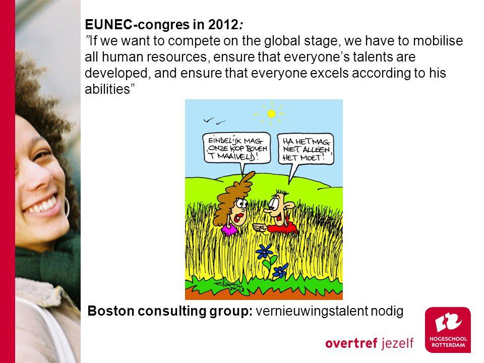 EUNEC-congres in 2012: