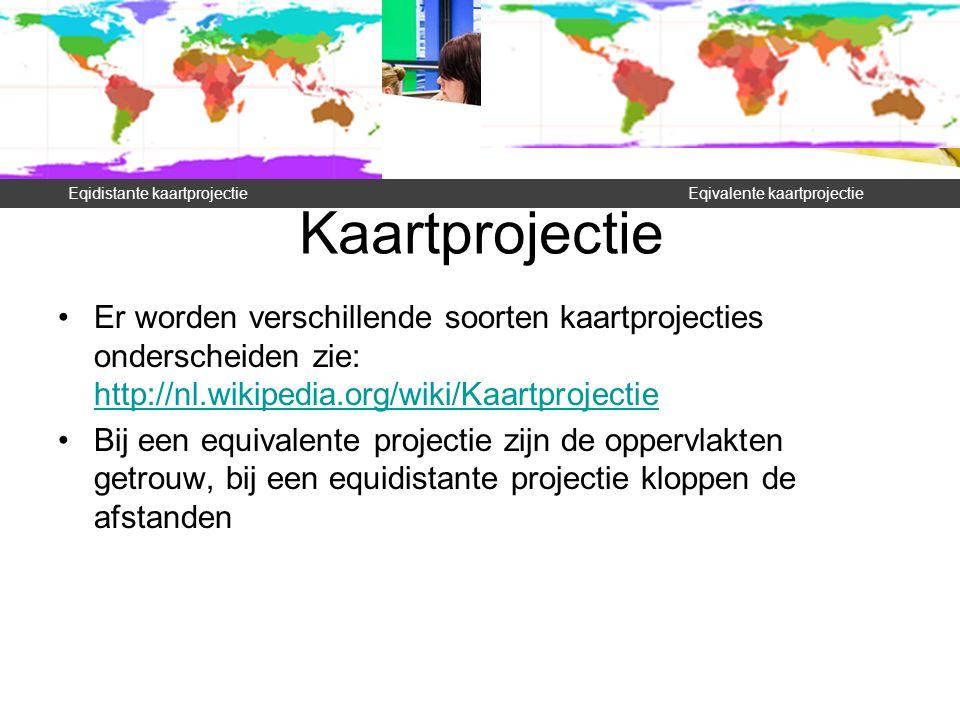 Kaartprojectie