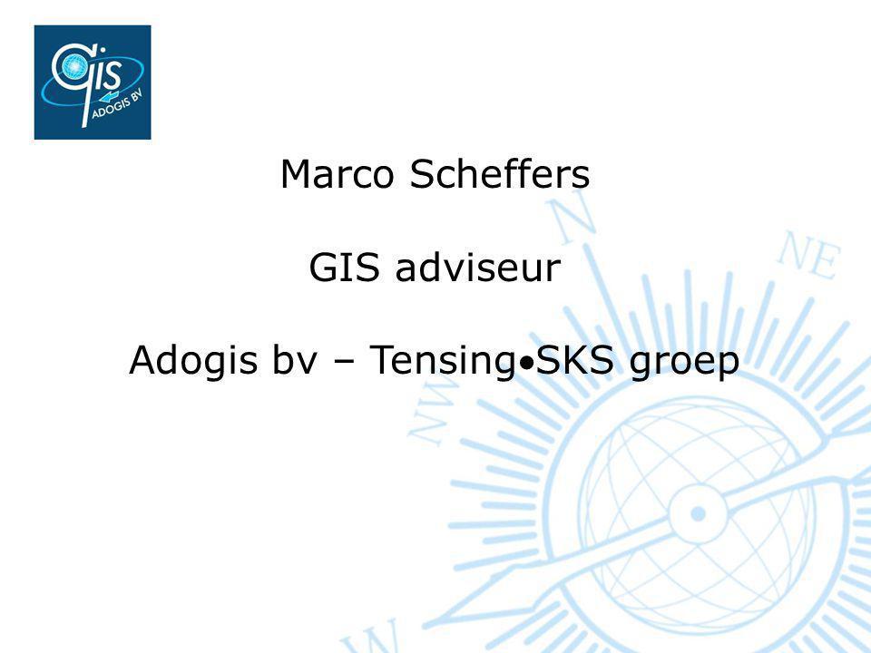 Adogis bv – TensingSKS groep