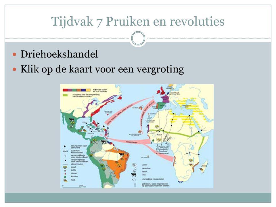 Tijdvak 7 Pruiken en revoluties