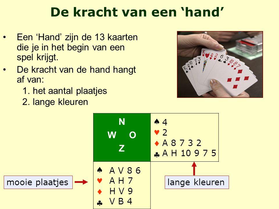 De kracht van een 'hand'