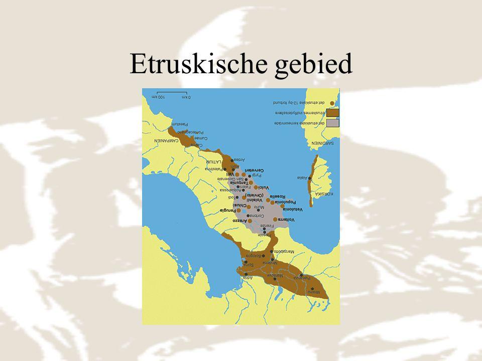 Etruskische gebied
