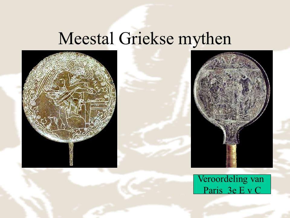 Meestal Griekse mythen