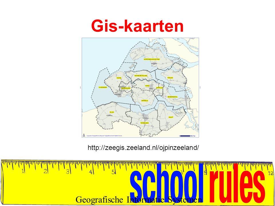 Geografische Informatie Systemen