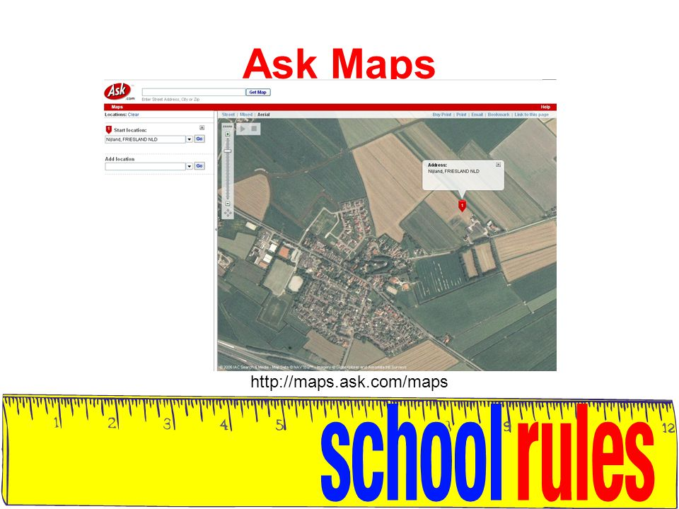 Ask Maps http://maps.ask.com/maps
