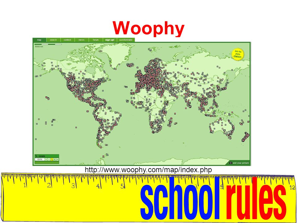 Woophy http://www.woophy.com/map/index.php