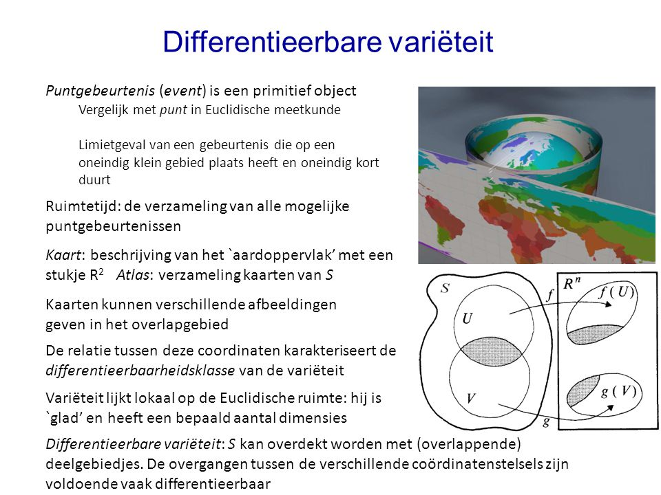 Differentieerbare variëteit