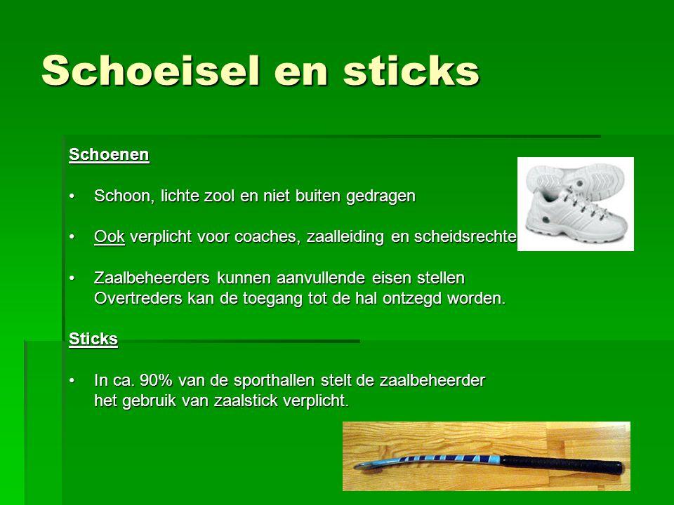 Schoeisel en sticks Schoenen