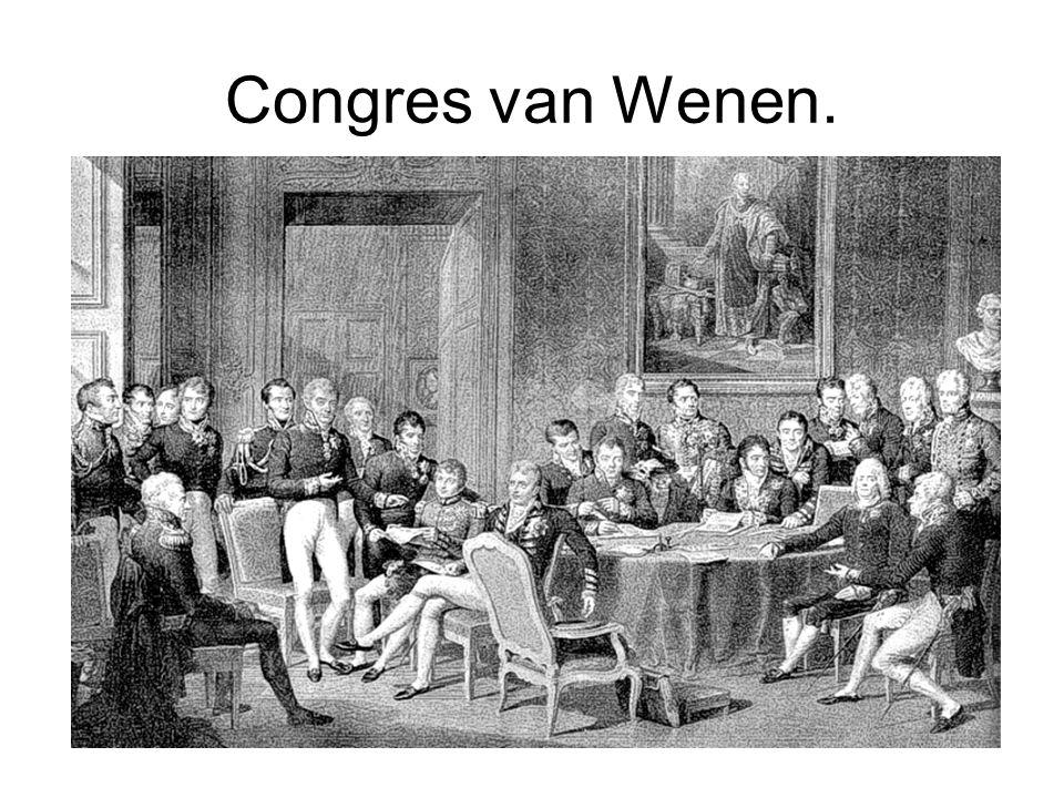 Congres van Wenen.
