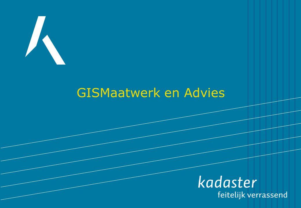 GISMaatwerk en Advies
